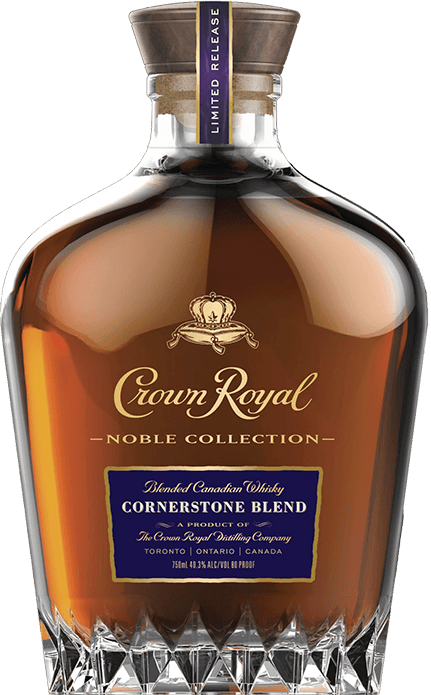 Crown Royal Noble Whisky Bottle - Blended Canadian Whisky - Crown Royal