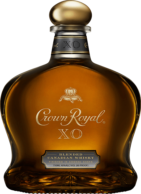 Crown Royal XO Whisky Bottle - Blended Canadian Whisky - Crown Royal