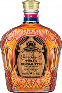 Crown Royal Texas Mesquite Whisky - Blended Canadian Whisky - Crown Royal