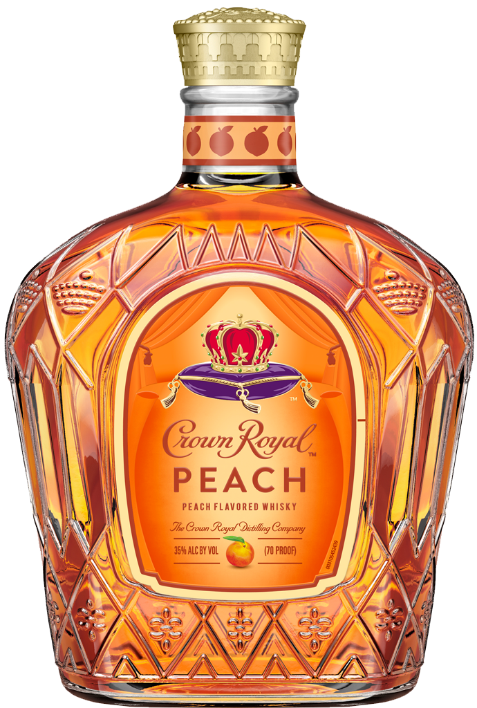 Crown Royal Peach Flavored Whisky