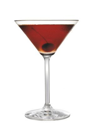 Crown Royal Whisky Manhattan Drink Cocktail