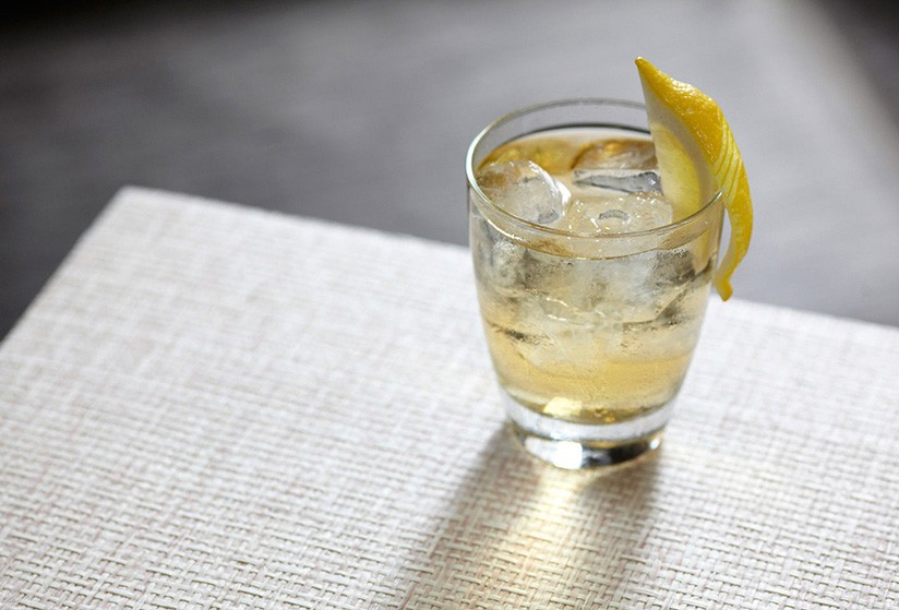 Crown Royal® Canadian Whisky Gold Recipe
