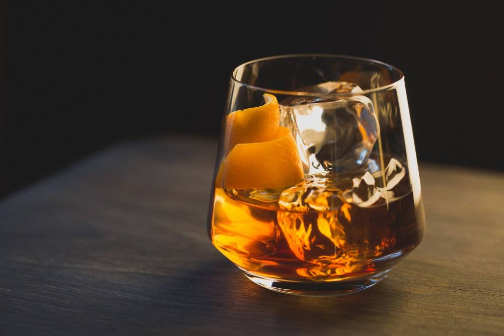 Crown Royal® Canadian Whisky Old Fashioned Drink Recipe
