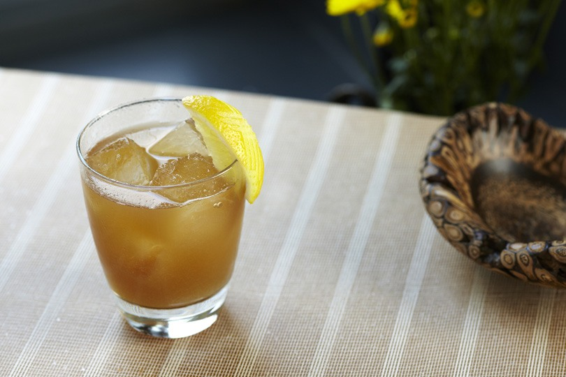 Crown Royal XO® Blended Canadian Whisky Sour Recipe
